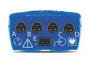 Amplificator semnal conectori